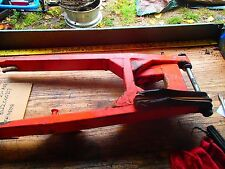 CAN AM 1984 250 ASE  rear  swing arm  I have more parts for this bike/other