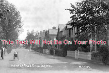 BK 45 - Forest Road, Crowthorne, Berkshire c1910 - 6x4 Photo