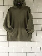 USA URBAN VINTAGE RETRO GREEN CHAMPION SWEATSHIRT SWEATER HOODIE LARGE #155