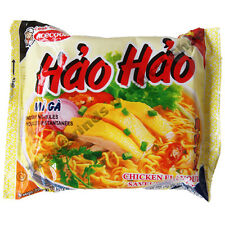 ACECOOK HAO HAO INSTANT NOODLES - CHICKEN FLAVOUR - 30 PACKETS