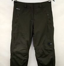 MAMMUT WOMENS LINED MOUNTAIN  pants trousers  DRY TECH size EU-36