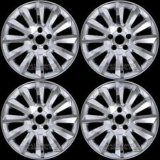 """4 CHROME for 11-14 Chrysler 300 17"""" Wheel Skins Hub Caps Rim Covers Alloy Wheels"""