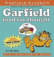 Garfield Food for Thought: His Thirteenth Book (Garfield Classics)