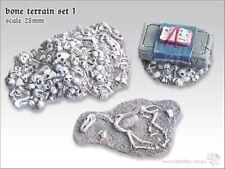 tabletop-art Bone Terrain Set 1 - Knochen-Gelände-Set, Tabletop, 28mm