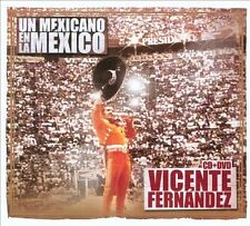 CD / DVD - Vicente Fernandez CD Un Mexicano En La Mexico 1984 BRAND NEW