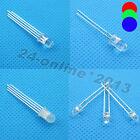 3mm/5mm tri-color Super bright RGB LED light 5mm common anode/cathode LED