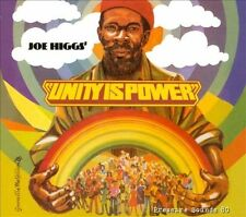 Unity Is Power by Joe Higgs (CD, 2013, Pressure Sounds)