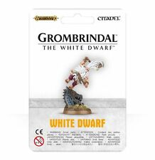 GROMBRINDAL, THE WHITE DWARF- AGE OF SIGMAR - GAMES WORKSHOP-