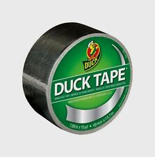 "NEW Duck Tape Duct Tape 1.88"" x 15 Yd. Chrome Color, Color Coding Crafts 1303158"