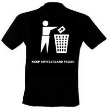 KEEP SWITZERLAND PAGAN [T-Shirt]