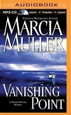 Sharon Mccone: Vanishing Point 23 by Marcia Muller (2015, MP3 CD, Unabridged)
