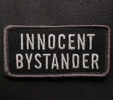 INNOCENT BYSTANDER ISAF US ARMY MILITARY BADGE SWAT VELCRO® BRAND FASTENER PATCH