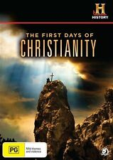 The First Days Of Christianity (DVD, 2012, 5-Disc Set) New Sealed - Region 4