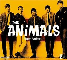 Raw Animals [Box] by Animals (The) NEW SEALED CD GERMANY 2005, 2 Discs, Pazzazz)