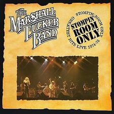 Stompin' Room Only by The Marshall Tucker Band (CD, Nov-2003, Shout!)