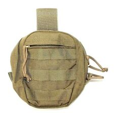 Old Gen Tactical Assault Gear Drop Leg IFAK/GP Pouch Used MJK TAG SEAL NSW EAGLE