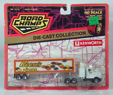 Road Champs Reese's pieces Kenworth Semi Tractor Trailer HO Scale Diecast Model
