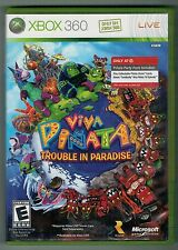 VIVA PINATA TROUBLE IN PARADISE XBOX 360 GAME Xbox360
