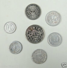 Nepal coins set of 7 pieces Used