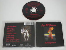 AGE OF HEAVEN/ARMAGEDDON(DION FORTUNE BN 466) CD ALBUM