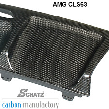 Mercedes AMG CLS 218, CLS63  Schätz Carbon Diffusor Made in Germany