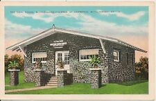 The Coal House Chamber of Commerce Middlesboro KY Postcard