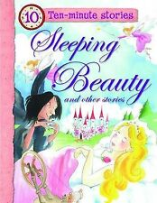 SLEEPING BEAUTY & 3 other 10 min Stories Children's Story Book THE WHITE CAT new