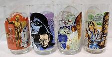 Complete Set Star Wars 1977-80-83 Burger King/Coca Cola Glasses