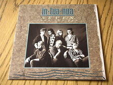 "IN TUA NUA - SEVEN INTO THE SEA    7"" VINYL PS"