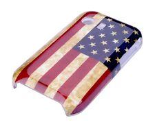 Funda para Samsung Galaxy y s5360 bolso funda protectora case cover estados unidos américa bandera