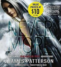 James Patterson NEVER MORE Unabridged CD *NEW* FAST 1st Class Ship!
