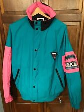 FILA Snow Beach Ski Jacket And Pants Suit Winter Women's L Vintage Rare 1990s