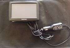 TomTom XL Widescreen N14644 Portable GPS Bundle with Car Charger
