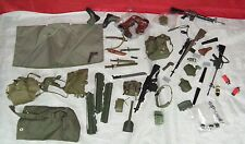 Lot of 1/6 Scale Action Figure Accessories