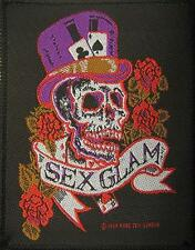 SEX GLAM   PATCH / AUFNÄHER # 1