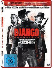 DVD * DJANGO UNCHAINED - J. Foxx Chr. Waltz  L. DiCaprio - Tarantino # NEU OVP