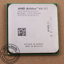 AMD Athlon 64 X2 5000+ - 2.6 GHz (ADO5000IAA5DO) AM2 CPU Processor 1000 MHz