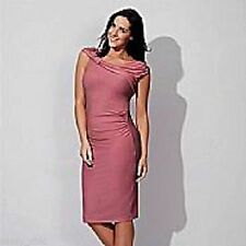 AVON SEXY PINK BARDOT PARTY DRESS body control 16-18 or 12-14