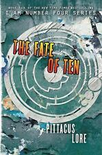 Lorien Legacies: The Fate of Ten 6 by Pittacus Lore (2016, Paperback)