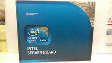 Intel Server S5520HCR with Intel 5520/ICH10R SSI EEB Motherboard