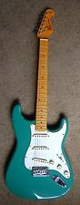SX ELECTRIC GUITAR VINTAGE SERIES STRAT STYLE SEAFOAM STRAT ECLECTIC COOL