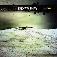 New PROMO SLIPCASE CD Parkway Drive: Horizons
