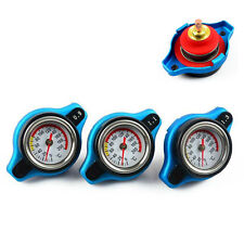 1.1 Bar Thermostatic Radiator Cap 16 PSI Pressure Rating with Temperature Gauge