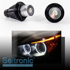 Led Angel Eyes BMW E39 E60 E61 E53 E87 E65 E66 E63 E64 Standlicht extrem hell