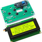 Neu Arduino Serial IIC/I2C/TWI + LCD 2004 Module Display Gelb/Grün Backlight