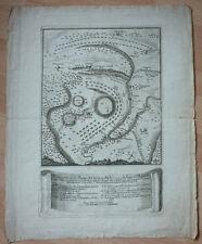 Schlachtplan, Heilbron 1693, Deutsch/Französischer Krieg