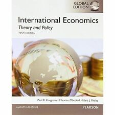 International Economics: Theory and Policy, (Krugman, Obstfeld and Melitz)
