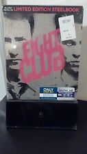 Fight Club (1999) Limited Edition Steelbook Bluray - Brand New - Free Shipping