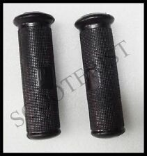 Vespa Handle Rubber Grips Set Black Vba Vbb Super Sprint 150 125  GS SS PX LML