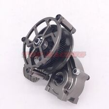 Alloy Transmission Center Gearbox For 1/10 RC Crawler Car Axial SCX10 AX10 GRAY